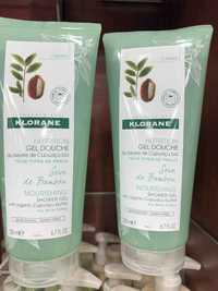 KLORANE - Sève de bambou - Nutrition gel douche