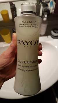 Payot - Pâte Grise  - Lotion biphase perfectrice