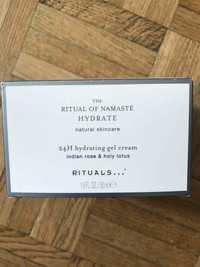 Rituals - The Ritual of Namasté - 24h hydrating gel cream