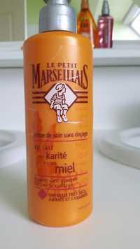 LE PETIT MARSEILLAIS - Crème de soin sans rinçage