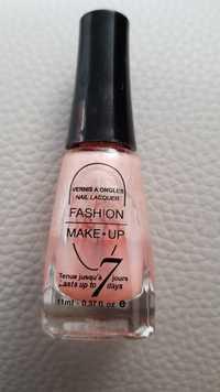 Fashion make up - Vernis à ongles tenue jusqu'à 7 jours