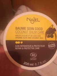 NAJEL - Baume soin coco - Soin réparateur & protecteur