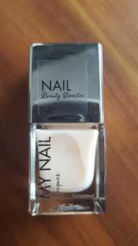 MARIONNAUD - My nail lacquer - Vernis à ongles 02 lingerie beige