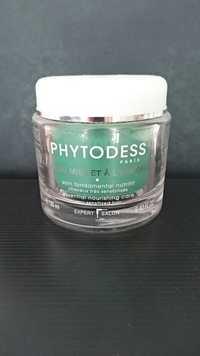 PHYTODESS - Crème au miel et à l'immortelle - Soin fondamental nutritif