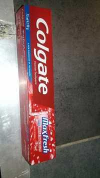COLGATE - Dentifrice maxfresh fluoride