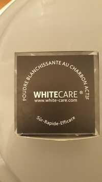 White Care - Poudre blanchissante au charbon actif