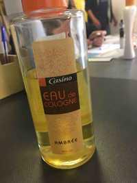 Casino - Eau de Cologne - Ambrée