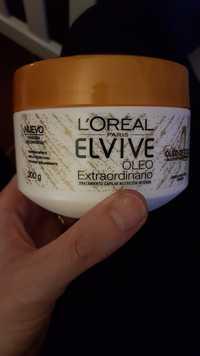 L'Oréal - Elvive Oleo extraodinario - Máscara uso universal