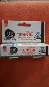 PURE BEGINNINGS - Organic Baby - Soothing teething gel