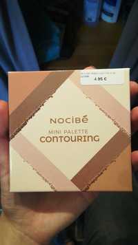 NOCIBÉ - Mini palette contouring