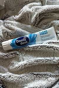 Dm - Dontodent Clear fresh  - Dentifrice