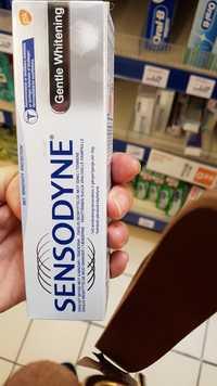 SENSODYNE - Gentle whitening