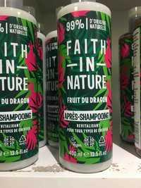 FAITH IN NATURE - Fruit du dragon - Après-shampooing revitalisant