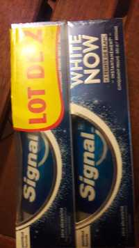 Signal - White now - Dentifrice
