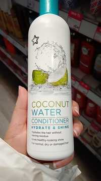 SUPERDRUG - Coconut water - Conditioner