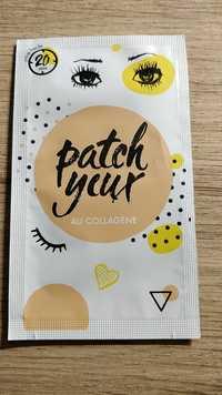 Division Marketing Provence - Patch yeux au collagène