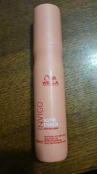 WELLA PROFESSIONALS - Invigo nutri enrich - Spray nourishing anti-static