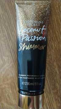 VICTORIA'S SECRET - Coconut passion shimmer - Lotion parfumée scintillante