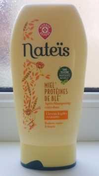 MARQUE REPÈRE - Nateis Miel Protéines de blé - Après-shampooing extra-doux