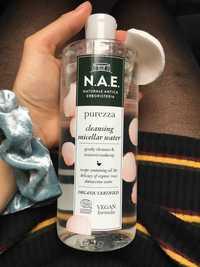 N.A.E. - Purezza - Cleansing micellar water