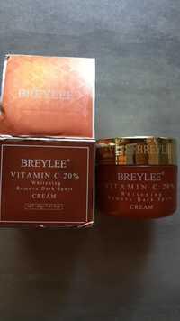 BREYLEE - Vitamin C 20% - Cream