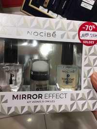 NOCIBÉ - Mirror effect - Kit vernis à ongles