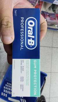 ORAL-B - Gum protection - Dentifrice