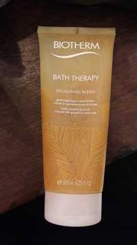 Biotherm - Bath therapy - Gommage lissant réconfortant