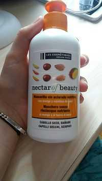 LES COSMÉTIQUES DESIGN PARIS - Nectar of beauty - Maschera senza risciacquo nutriente