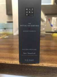 Rituals - The ritual of samurai - Face beard oil