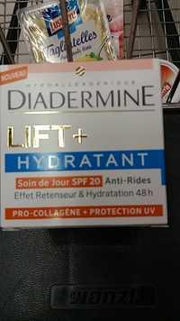 DIADERMINE - Hydratant pro-collogène + protection uv