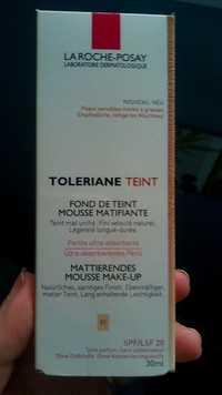 La Roche-Posay - Toleriane Teint - Fond de teint mousse matifiante