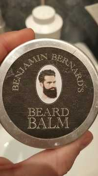 Benjamin Bernard's - Beard balm