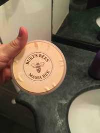 Burt's Bees - Mama Bee - Crème pour le ventre