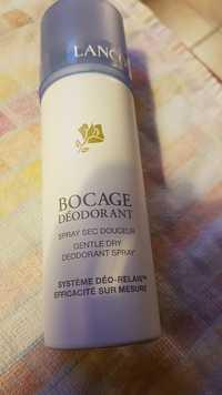 Lancôme - Bocage - Déodorant spray sec douceur
