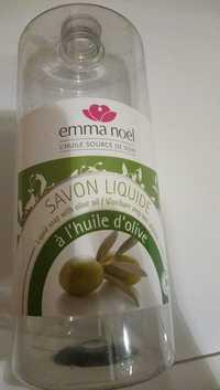 EMMA NOËL - Savon liquide à l'huile d'olive