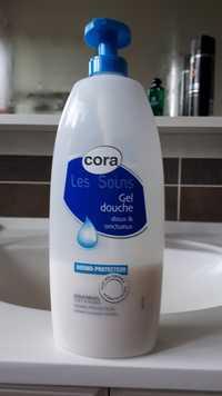 Cora - Les soins dermo-protecteur - Gel douche doux & onctueux