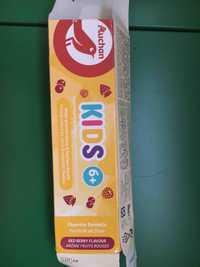 AUCHAN - Kids 6+ - Dentifrice fruits rouges