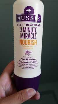 AUSSIE - Deep treatment - 3 minute miracle