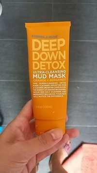 FORMULA 10.0.6 - Ultra-cleansing mud mask