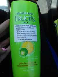 GARNIER - Fructis - Après-shampoing nutri-repair