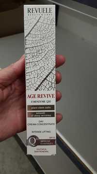 Revuele - Age revive coenzyme Q10 - Day cream-concentrate SPF 15