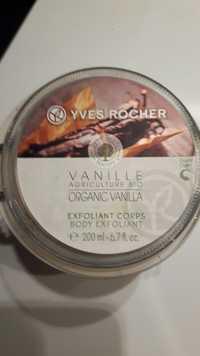 YVES ROCHER - Vanille - Exfoliant corps