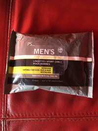 PRIMARK - Men's - 3 in 1 sports wipes