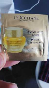 L'Occitane - Baume yeux divin