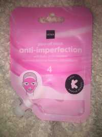 Hema - Anti-imperfection - Peel off mask 4 uses
