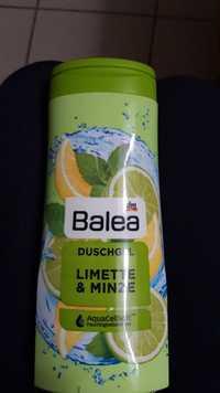 Balea - Limette & minze - Duschgel