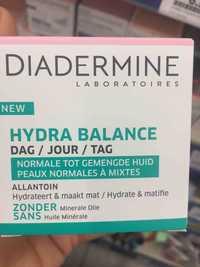 DIADERMINE - Hydra balance - Hydrate & matifie