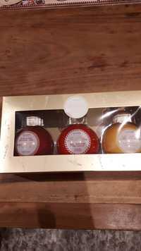 NOCIBÉ - Les délices - Kit découverte de 3 gels douche onctueux