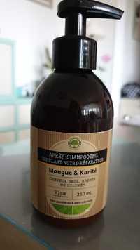 VITAE COSMETICS - Après-shampooing démélant nutri-réparateur - Mangue & karité